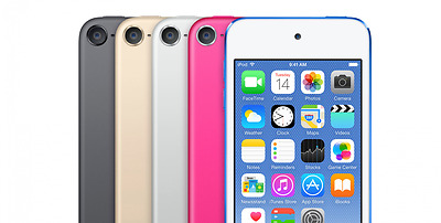 "APPLE iPOD TOUCH 16GB 6th GEN (2015 MODEL) BRAND NEW PINK ""AUSLUCK"""