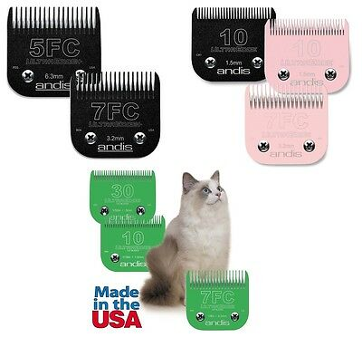 PROFESSIONAL DOG & CAT GROOMING CLIPPER BLADES - UltraEdge Ultra Edge+ Selection
