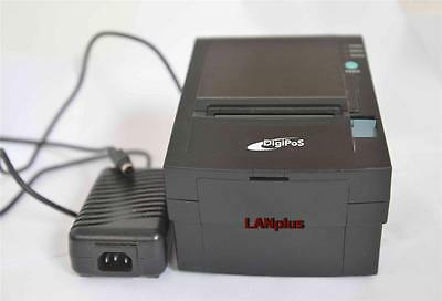 DigiPoS DS-800 Thermal Receipt Printer AC Adaptor Parallel Warranty as Epson T88