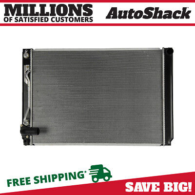 New Radiator fits 2004 2005 2006 Toyota Sienna Van 3.3L without Towing Package