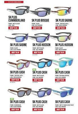 Strike King SK Plus Sunglasses - Assorted Models