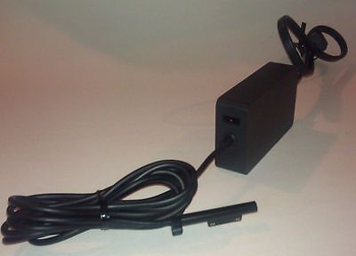 Genuine Microsoft 36W Power Supply for Surface Pro 3 - Wall Charger Cord Adapter