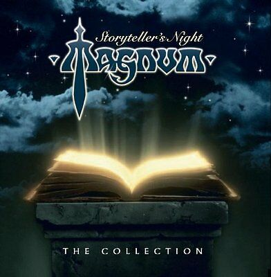 Magnum - The Storyteller's Collection NEW 2 x CD