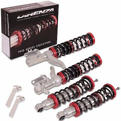 DIRENZA ADJUSTABLE 35-65mm COILOVER SUSPENSION KIT FOR HONDA CIVIC EP3 ES TYPE R