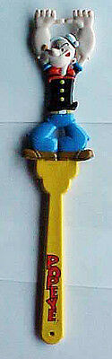 Popeye the Sailor Plastic Heavy Duty Back Scratcher - MGM Grand Exclusive