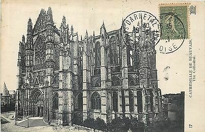 60 Beauvais Cathedrale - Nd 8499