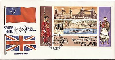Samoa First Day Cover (070)
