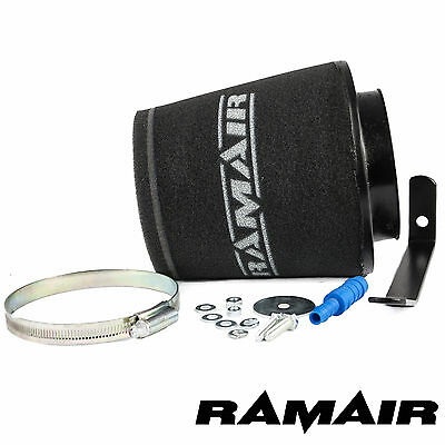 Ramair Cone Air Filter Induction Intake Kit for Ford Focus 1.8 TDCI Duratorq 110
