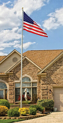 Aluminum Homesteader Flagpoles For Outdoors