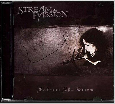 STREAM OF PASSION EMBRACE THE STORM SEALED CD NEW
