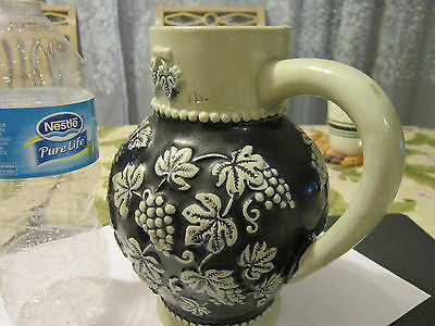 A Vintage Pottery/Porcelain Pitcher Made in Germany