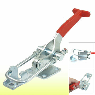 40341 900Kg 1984Lbs Adjustable U Shape Latch Type Pull Action Toggle Clamp