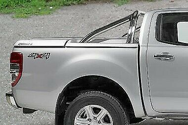 Sport Lid ABS copertura cassone con Roll Bar Ford Ranger Double Cab dal 2012