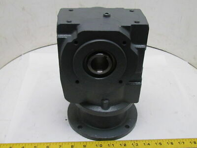 Boston Double Reduction Speed Reducer Worm Gearbox 12:1 Ratio 3.25 HP 56C Frane