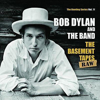 Dylan, Bob, & The Band - Basement Tapes Raw: Bootleg Series Vol 11 NEW LP