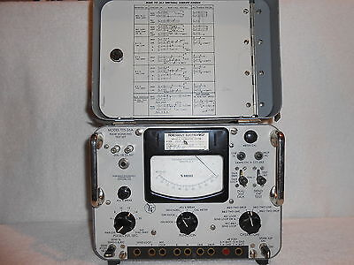 TTS-26A PULSE SIGNALING TEST SET SEE PICTURES NORTHERN ELECTRONICS