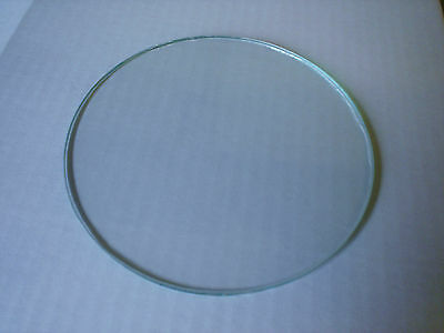 Replacement Clock 210 Mm Dia Glass * One Piece Of 2 Mm Flat Clock Glass *****