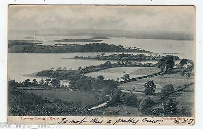 Northern Ireland, Co. Fermanagh, Lower Lough Erne, General View, 1903