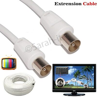15M High Speed Broadband Internet ADSL Cable Lead RJ11 White Modem Router BT New