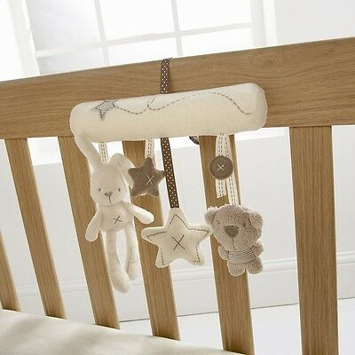 Baby Cot Rattle Activity Hanging Decoration Toys For Cot/Car Seat/Pram Gifts CB