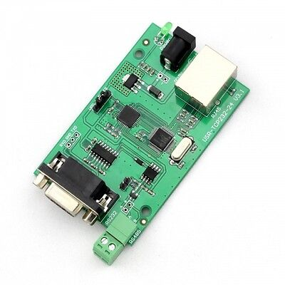 Usr-Tcp232-24 Rs232 Rs485 Serial To Tcp/ip Ethernet Server Module Converter