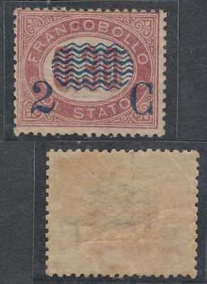 ITALY Sc 40 MNH CHOICE STAMP F,VF SCV$1,600