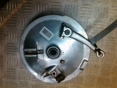 Yamaha YA5 125cc Single 1961-1962 Front Brake Drum Plate