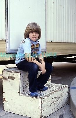 Adam Rich Young 35Mm Slide Transparency 5508 Negative Photo