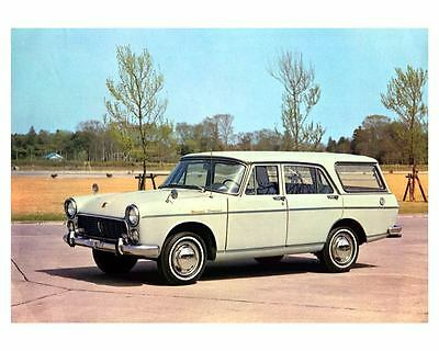 1965 Isuzu Bellel PSD10-V Diesel Station Wagon Photo ca1787