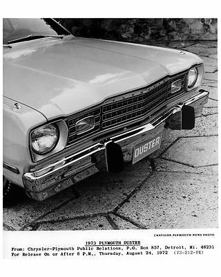 1973 Plymouth Duster Factory Photo ca1789