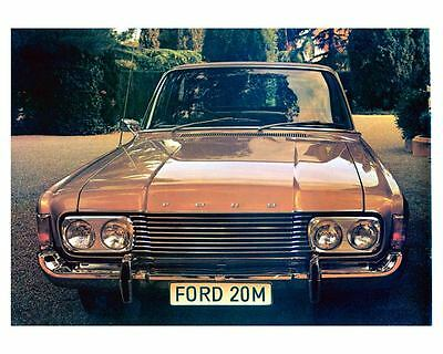 1972 Ford 20M Photo ca1803