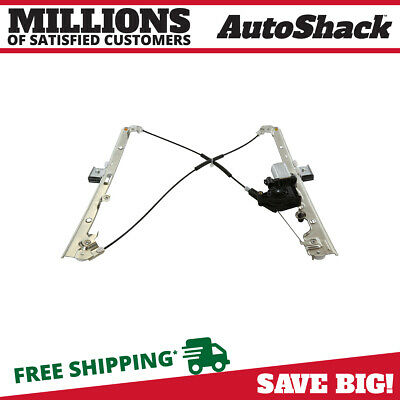 New Power Window Regulator w/Motor Front Passenger Side fits Chevy GMC Truck SUV