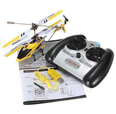 SYMA S107G 3.5 Channel 3CH Mini Metal Remote Control RC Helicopter GYRO 100%new#
