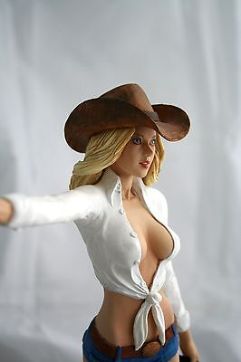 1/6 Resin Model Kit, Sexy action figure Dixie Chick