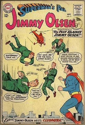 Superman's Pal, Jimmy Olsen #71 - G/VG