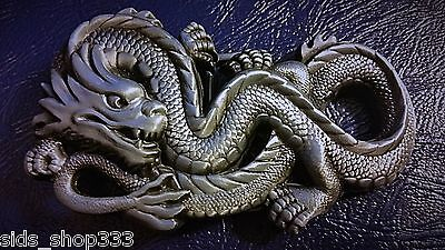 ✖Awesome Antigue color DRAGON COOL Belt Buckle Full Metal USA seller