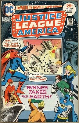 Justice League Of America #119 - VG+
