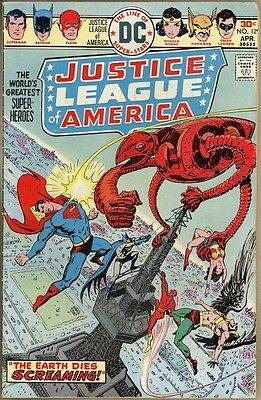 Justice League Of America #129 - VG