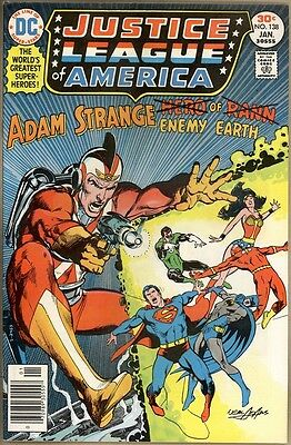 Justice League Of America #138 - VF