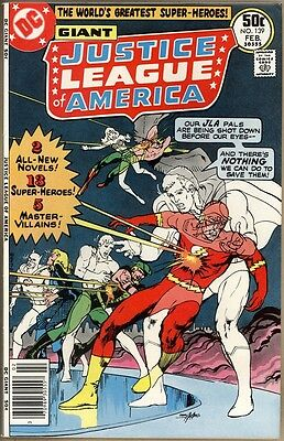 Justice League Of America #139 - VF
