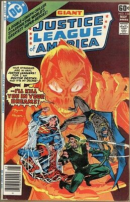 Justice League Of America #154 - FN-