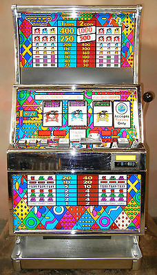 IGT S+ REEL SLOT MACHINE:   WIN PLACE SHOW