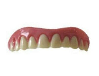 Instant Smile Teeth Fancy Dress New Size Medium with Fitting Beads New