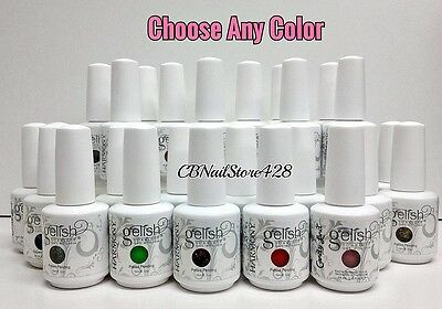Harmony Gelish Soak-Off - Choose Any Color/Top/Base/Bond/Oil from SERIES 2