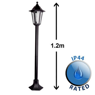 Victorian Style Outdoor Garden Patio Lamp Post Bollard Lighting Lamppost Light
