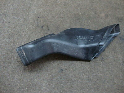 93 Honda Gl1500 Gl1500I Goldwing Se Upper Air Duct, Left #9090