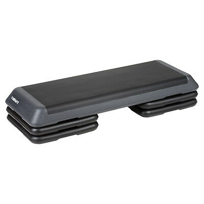 MIRAFIT Deluxe 108cm Aerobic Gym Step Platform Board/Exercise/Ab Fitness Stepper