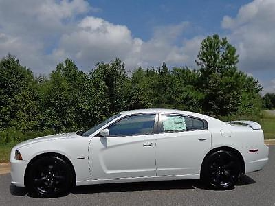 Dodge : Charger 4dr Sdn RT R NEW 2014 DODGE CHARGER R/T HEMI BLACKTOP
