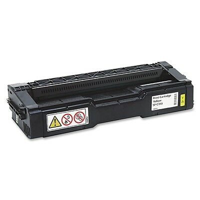Ricoh Supplies 406478 Print Cartridge Yellow For Sp