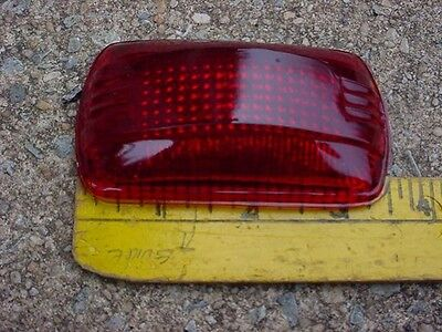 MOPAR 40 PLYMOUTH DELUXE NORS TAILLIGHT LENS 365